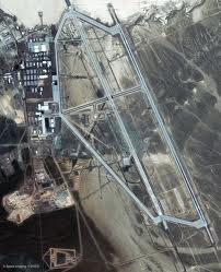 Area 51 from the air