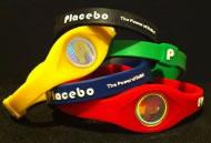 La pulsera banda Placebo